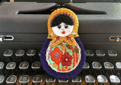 Anya Matryoshka Doll