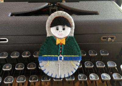 Dimitri Matryoshka Doll