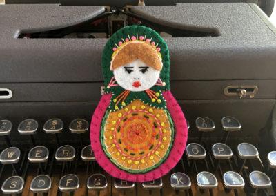 Elena Matryoshka Doll