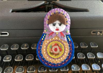 Tanya Matryoshka Doll