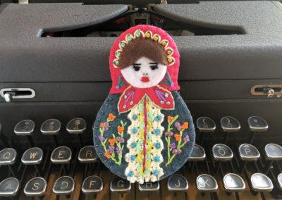 Karina Matryoshka Doll