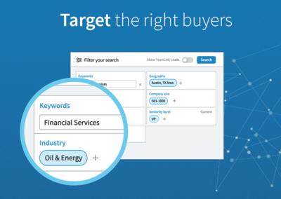 LinkedIn Tradeshow Graphics