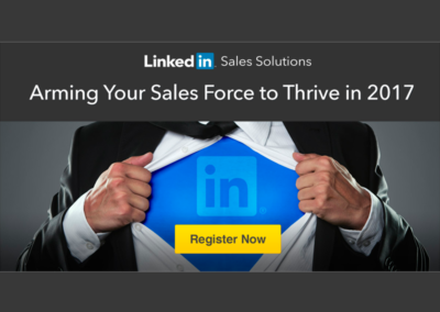 LinkedIn Online Advertising