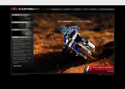 Easton EXP Site