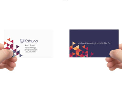 Kahuna Business Cards
